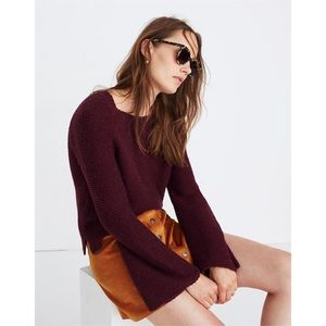Madewell Wide-Sleeve Pullover Sweater